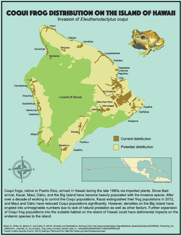 an overview of the hawaii island and geography